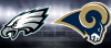 Rams vs Eagles Live