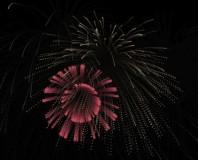 HTML5 fireworks