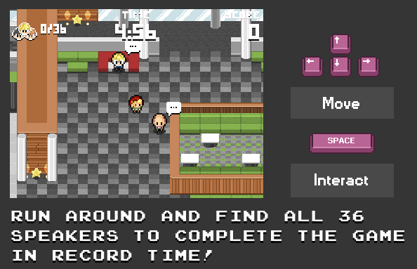 Project Disrupt - HTML 5 Game