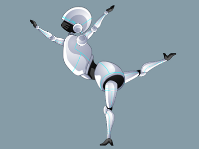 Scalable Robot Changes Speed