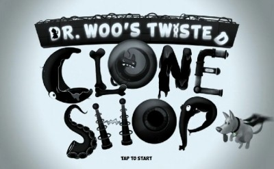 DR. WOO's TWISTED CLONE SHOP