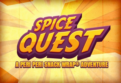 MCDONALD'S SPICE QUEST