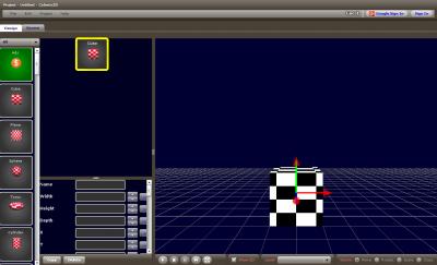 Cyberix3D - Free Online 3D Game Maker