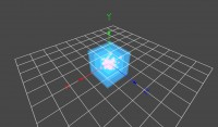 effect without texture-magic box