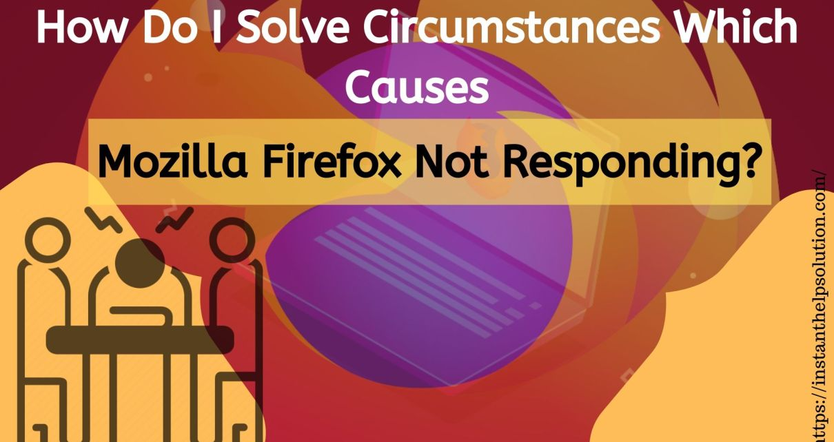Why is my mozilla firefox not working ?