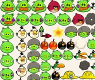 SpriteSheet of Angry Birds (1)
