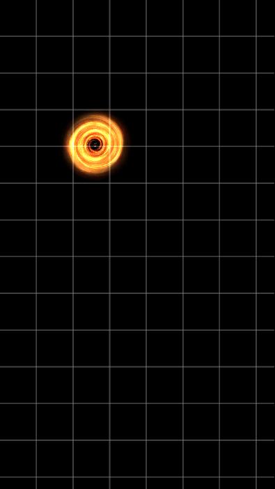 旋涡 光环