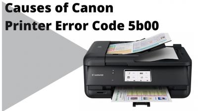 How to fix all the error in canon printer ?