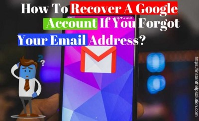 Google Account Recovery using Google Phone Number: