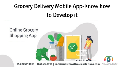 Online Grocery Mobile Applications
