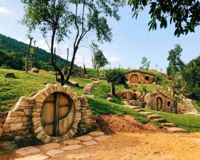 Mô hình Homestay Hobbit hole