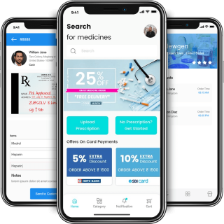 Get an on-demand pharmacy delivery app to establish yourself in the digital marketplace