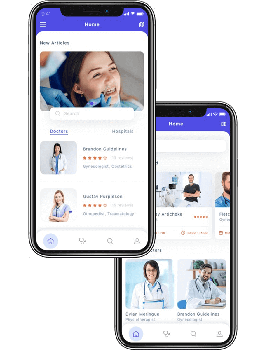 Eliminate the complications faced by patients with the Uber for doctors app