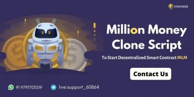 Million Money MLM Clone Script | Smart Contract MLM Clone Script