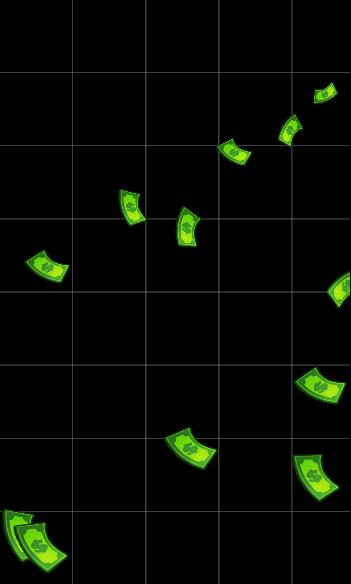 money_falling