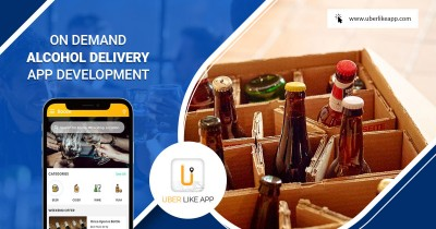 On-Demand Alcohol Delivery App: Workflow, Revenue Streams, Tech Stack, and Cost of Development
