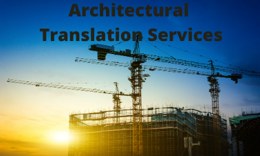 Architectural Translation Services