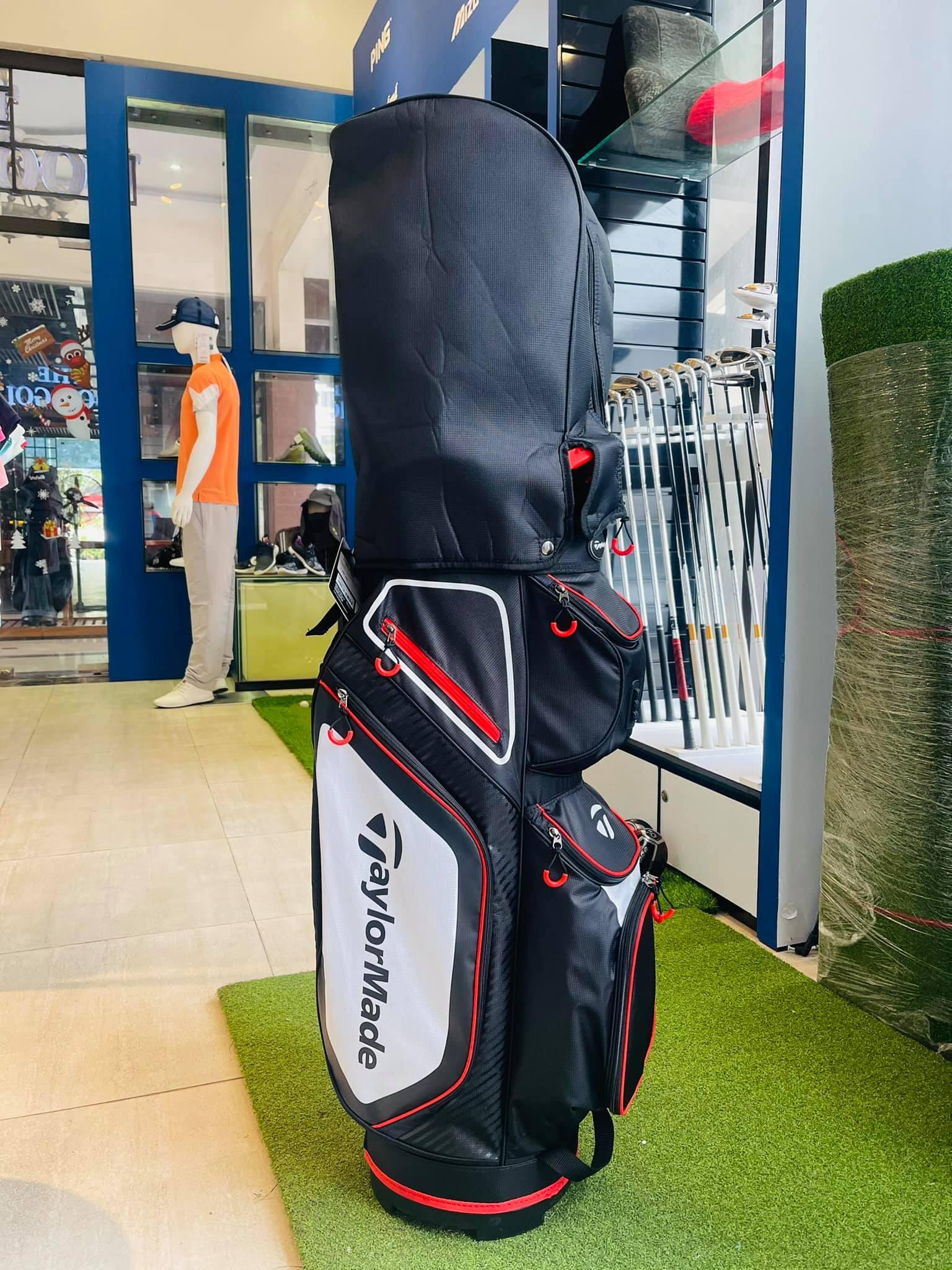 [Review] Túi Đựng Gậy Golf Taylormade chính hãng - chất lượng