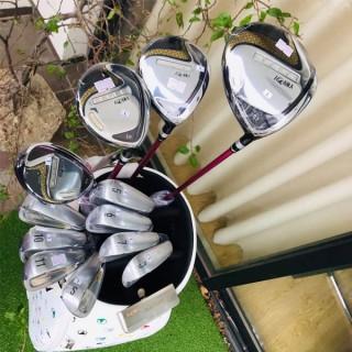 Review Bộ gậy golf HONMA Beres E-07 3 sao Lady
