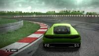 Lamborghini's Huracan driving simulator