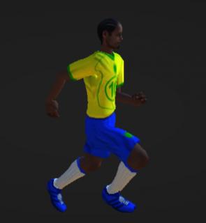 Run man