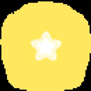 星星爆炸特效