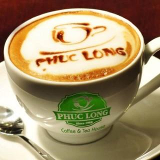 Voucher Phúc Long Coffee & Tea Hà Nội 30K (giảm 10%)