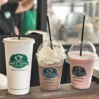Voucher Phúc Long Coffee & Tea Hồ Chí Minh 30K (giảm 10%)