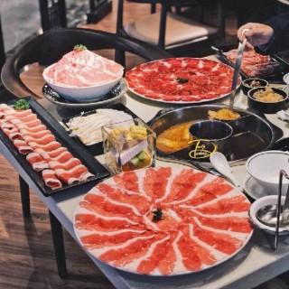 Voucher Buffet Lẩu Manwah Hồ Chí Minh 200K (Giảm 10%)