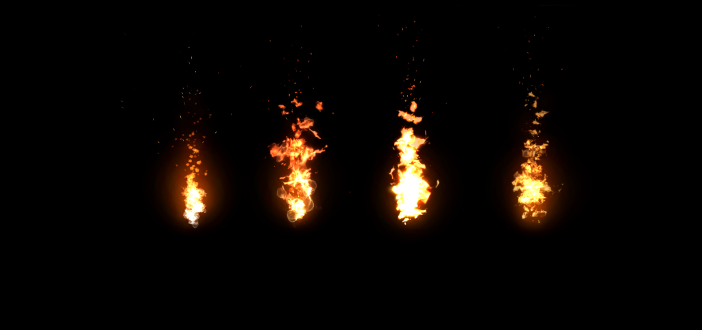fire animation sprite