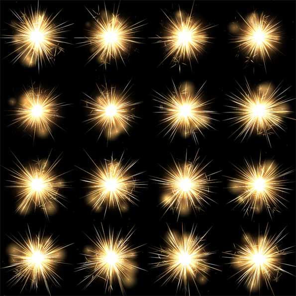 light animation sprite