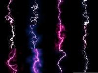 Lightning Texture