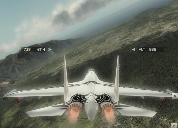 Su-35_SuperFlanker 金属纹理SU-35战机皮肤